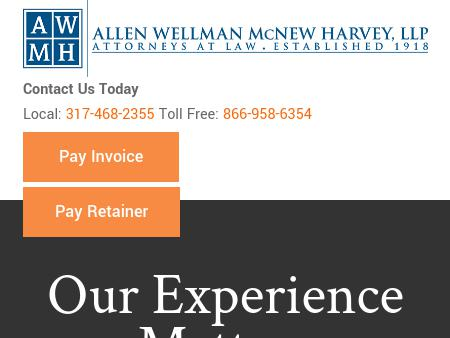 Allen Wellman McNew Harvey, LLP