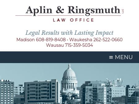 Aplin & Ringsmuth, LLC