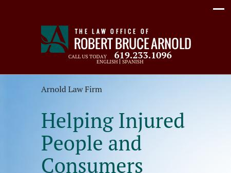 Arnold Law Firm