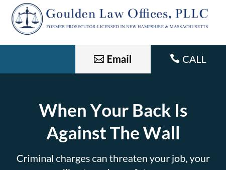 Attorney Timothy J. Goulden