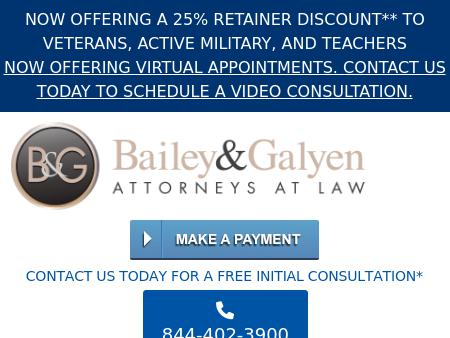 Bailey & Galyen, Attorneys at Law