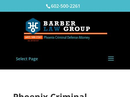 Barber Law Group PLLC