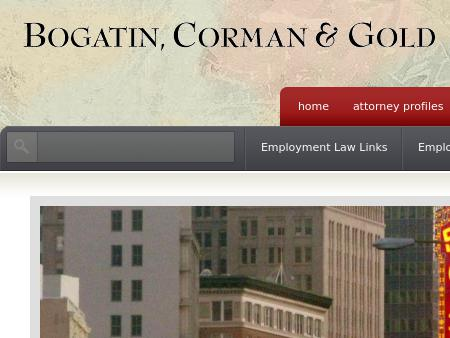 Bogatin Corman & Gold Attorneys At Law