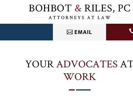 Bohbot & Riles, PC Attorneys at Law