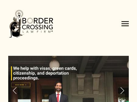 Border Crossing Law Firm - Arif Haque, Esq