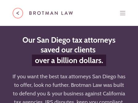 Brotman Law