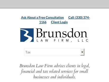 Brunsdon Law Firm Affiliate Day Ketterer Akron