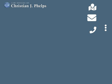Christian Phelps, Attorney at Law