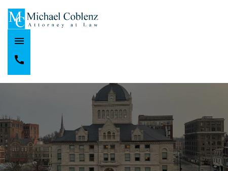 Coblenz Michael Attorney At Law