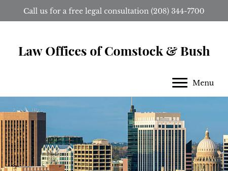 Comstock & Bush Law Offices