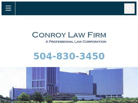 Conroy Law Firm