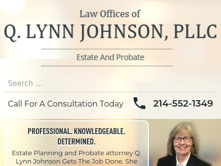 Law Offices of Q. Lynn Johnson, PLLC