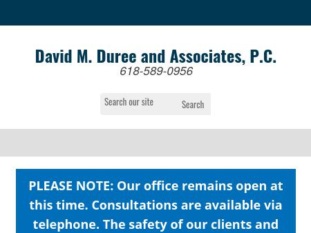 David M. Duree and Associates, P.C.