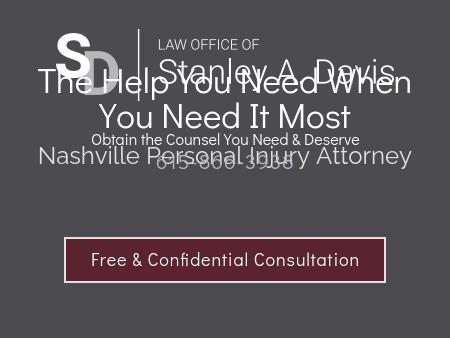 Davis Stanley A Attorney At Law