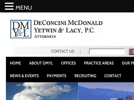Deconcini McDonald Yetwin & Lacy PC