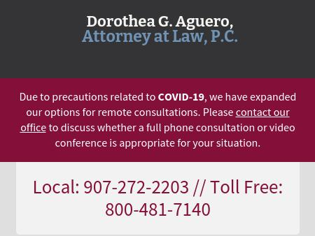 Dorothea G. Aguero, Attorney at Law, P.C.