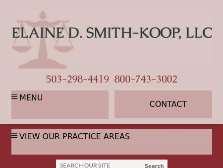 Elaine D. Smith-Koop, LLC