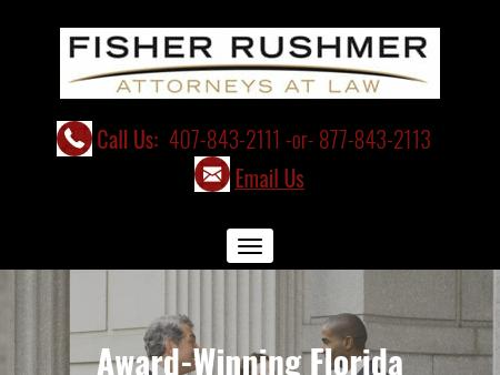 Fisher Rushmer, P.A.