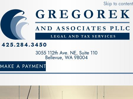 Gregorek and Associates PLLC