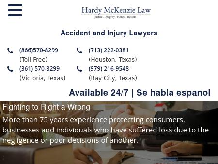 Hardy McKenzie Law