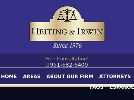 Heiting & Irwin-A Professional Law Corporation