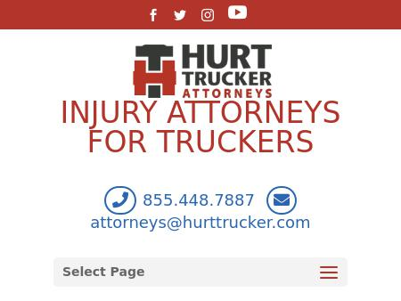 Hurt Trucker Attorneys