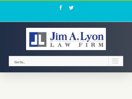 Jim A. Lyon Law Firm