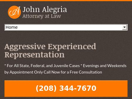 John Alegria Attorney at Law