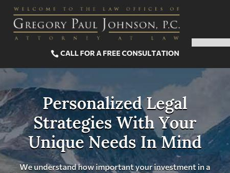 Johnson Gregory Paul PC