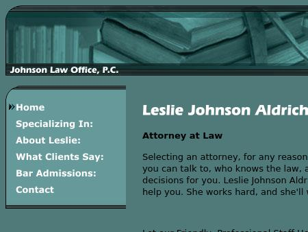 Johnson Law Office PC