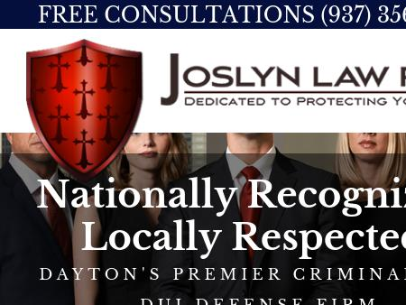 Oh Law Firm >> Joslyn Law Firm Dayton Oh Law Lawyerland