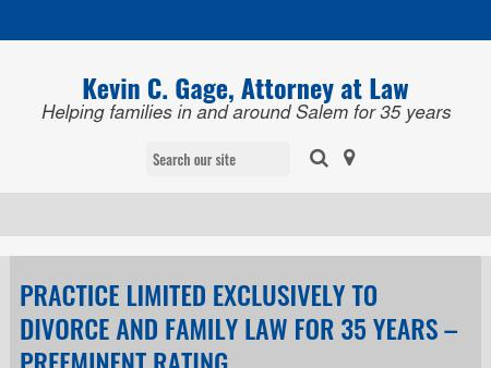 Kevin C. Gage, Attorney at Law