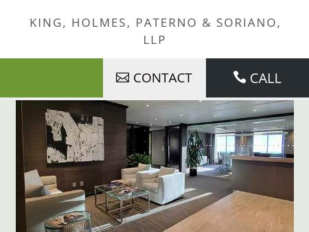 King, Holmes, Paterno & Berliner, LLP
