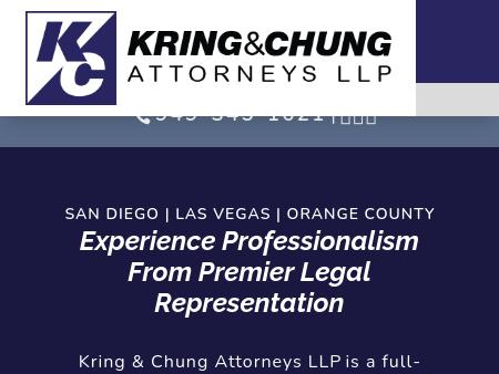 Kring & Chung Attorneys LLP