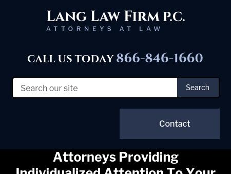 Lang Law Firm P.C.