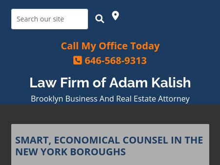 Law Firm of Adam Kalish