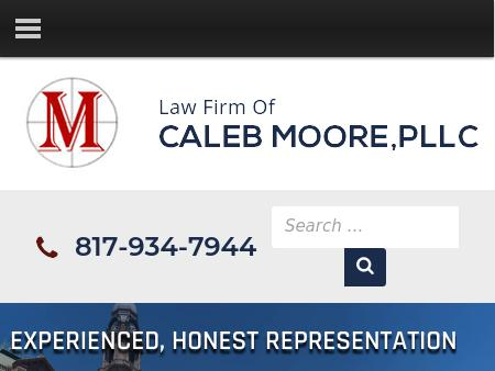 Law Firm of Caleb Moore, PLLC