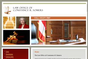 Texas Social Security Disability Attorney | San Antonio SSDI, SSI, Benefits  Lawyer | Bexar County, M Contact The Law Office Of Constance R. Somers For  A ...