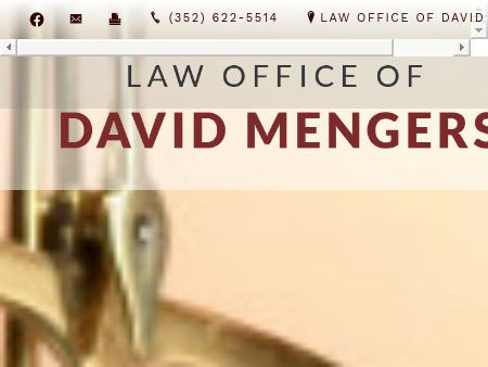 Law Office of David Mengers