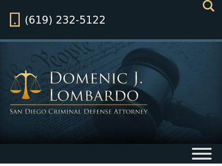 Law Office of Domenic J. Lombardo