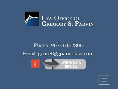 Law Office of Gregory S. Parvin