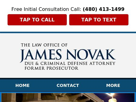Law Office of James Novak