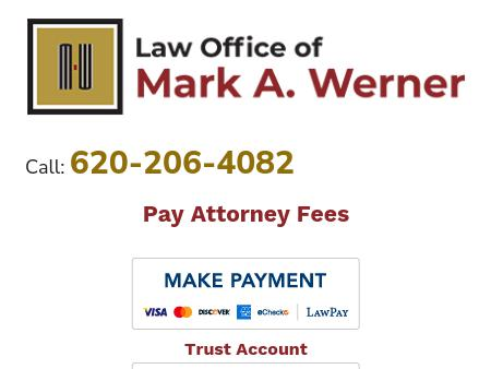 Law Office of Mark A. Werner