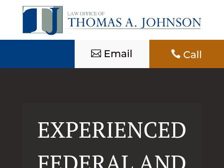 Law Office of Thomas A. Johnson