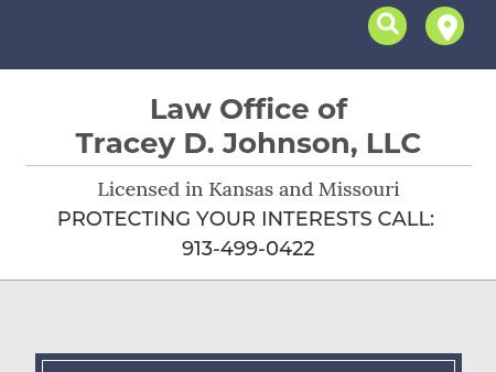 Law Office of Tracey D. Johnson, LLC