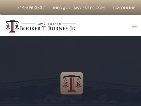 Law Offices of Booker T. Burney Jr.