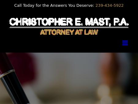 Law Offices of Christopher E. Mast, P.A.