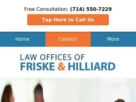 Law Offices of Friske & Hilliard
