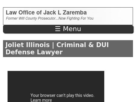 Law Offices of Jack L Zaremba PC