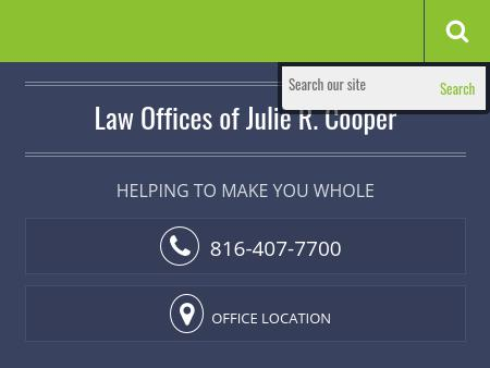 Law Offices of Julie R. Cooper